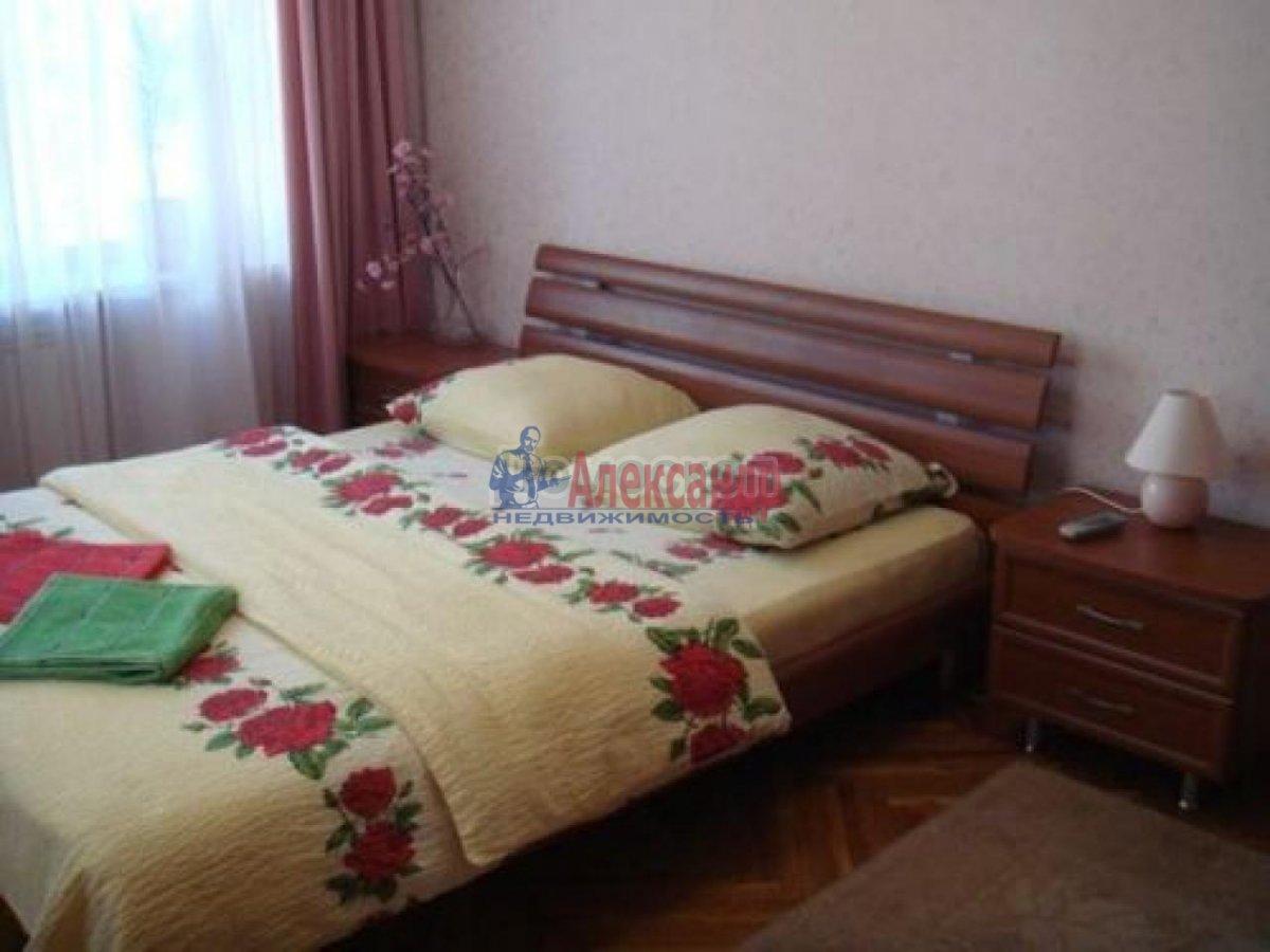 1-комнатная квартира (40м2) в аренду по адресу Российский пр., 14— фото 1 из 1
