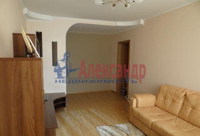 2-комнатная квартира (52м2) в аренду по адресу Косыгина пр., 11— фото 4 из 5