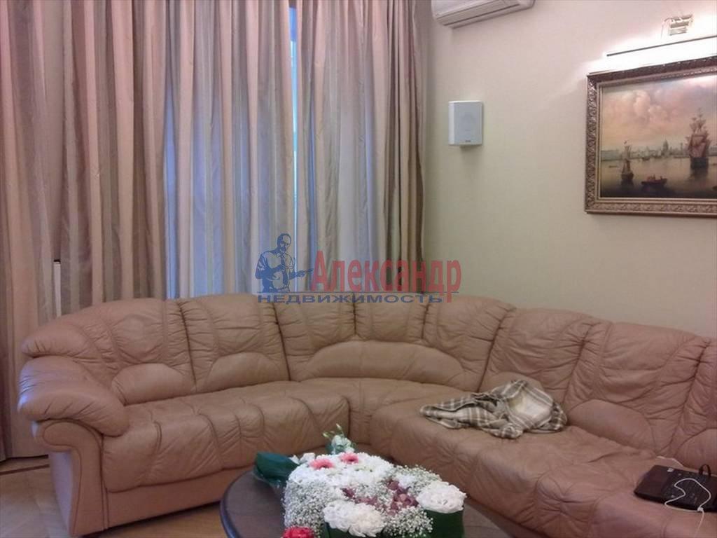 4-комнатная квартира (120м2) в аренду по адресу Большая Монетная ул., 10— фото 2 из 13