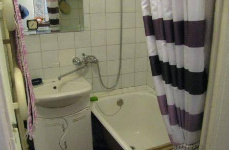 1-комнатная квартира (31м2) в аренду по адресу Маршала Блюхера пр., 61— фото 5 из 5