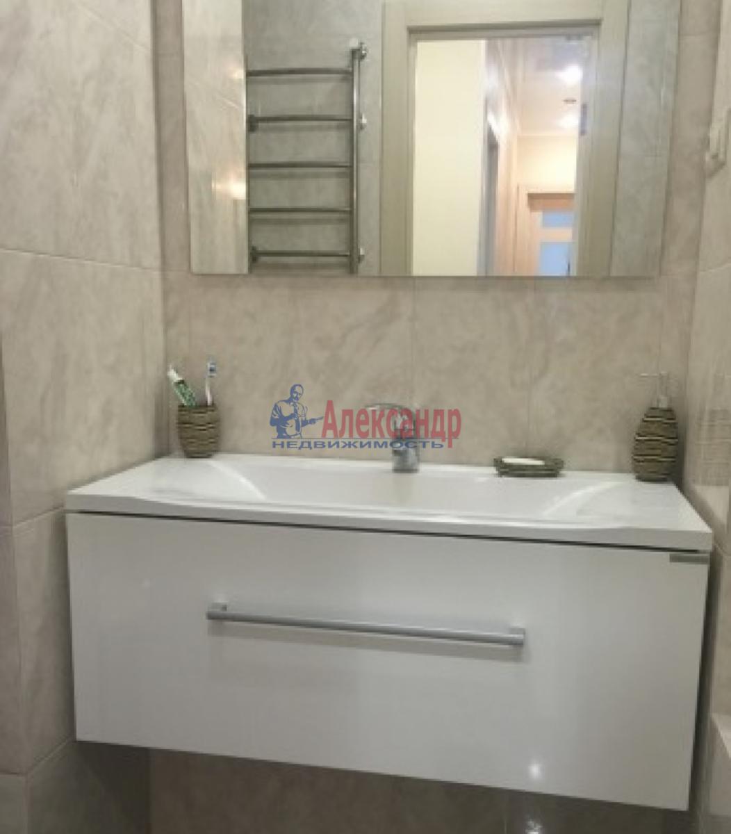 1-комнатная квартира (43м2) в аренду по адресу Московский просп., 183— фото 3 из 5