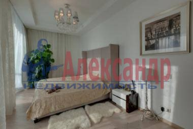 2-комнатная квартира (100м2) в аренду по адресу Песочная наб., 40— фото 7 из 7