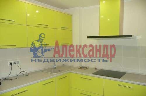 2-комнатная квартира (70м2) в аренду по адресу Выборгское шос., 27— фото 1 из 7