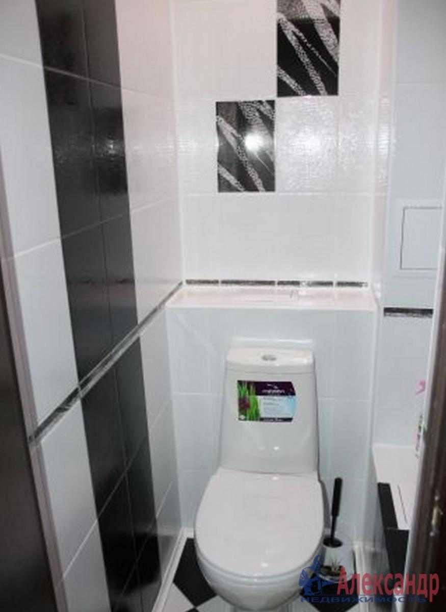 3-комнатная квартира (82м2) в аренду по адресу Туристская ул., 23— фото 4 из 4
