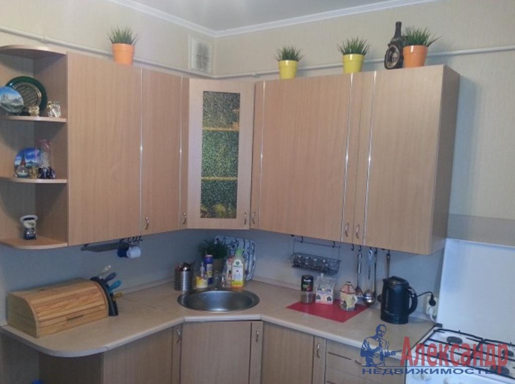 2-комнатная квартира (51м2) в аренду по адресу Шлиссельбургский пр., 5— фото 3 из 4