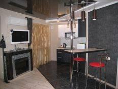 2-комнатная квартира (68м2) в аренду по адресу Всеволода Вишневского ул., 13— фото 4 из 4