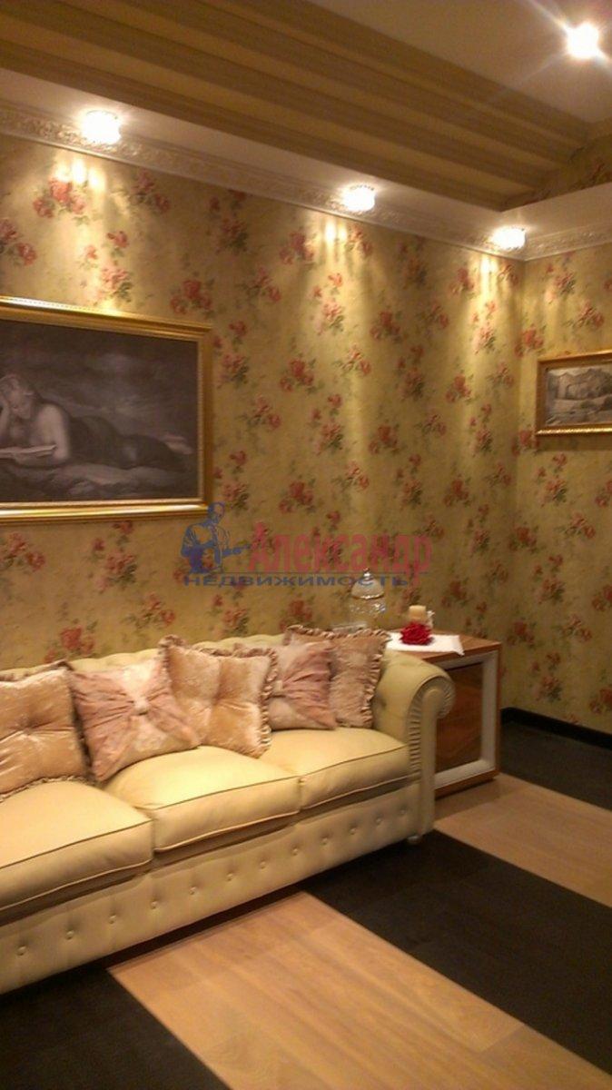 3-комнатная квартира (126м2) в аренду по адресу Английская наб.— фото 14 из 14