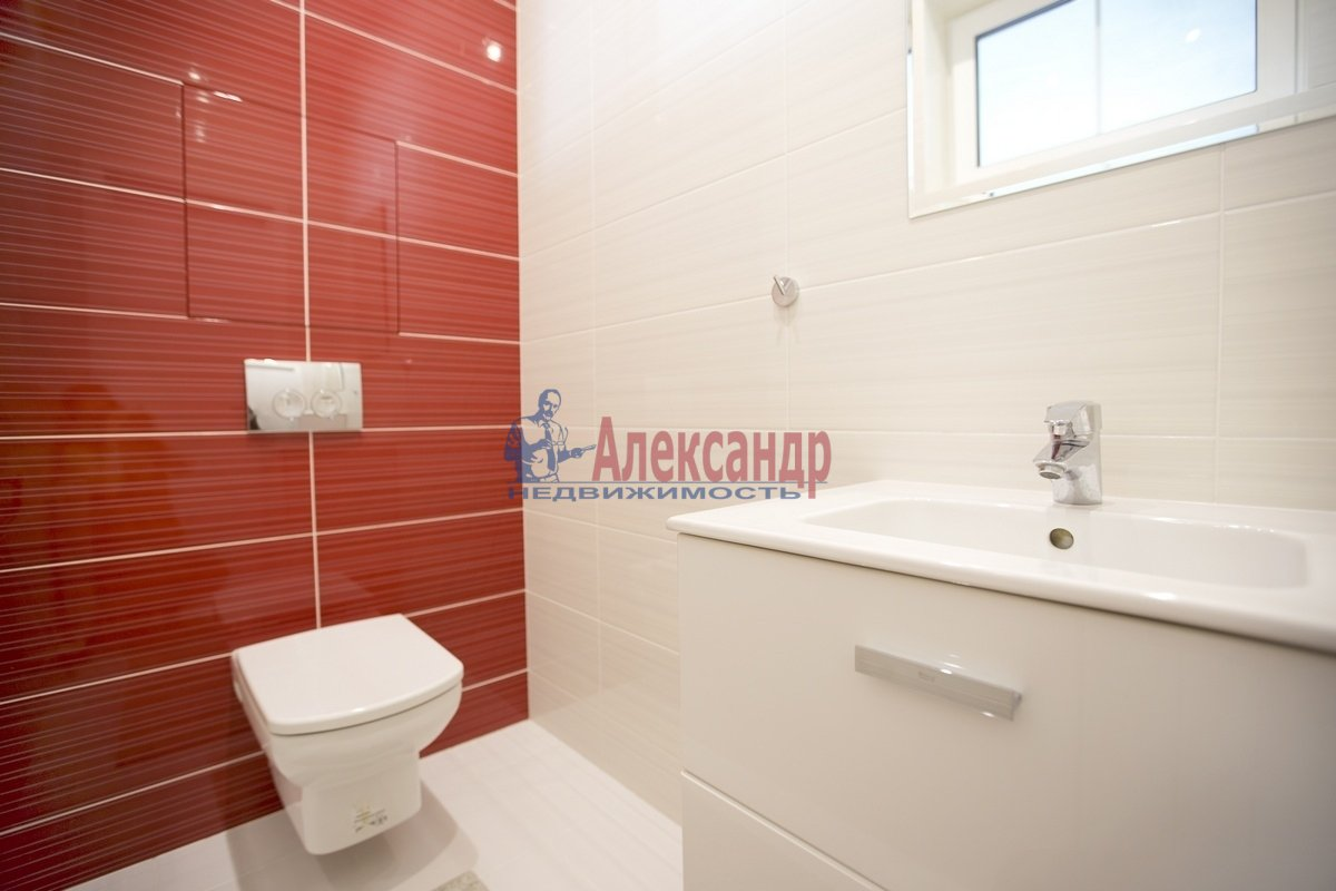 3-комнатная квартира (120м2) в аренду по адресу Парадная ул.— фото 6 из 7