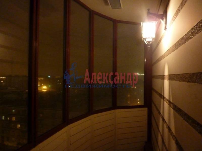 3-комнатная квартира (110м2) в аренду по адресу Варшавская ул., 59— фото 15 из 15