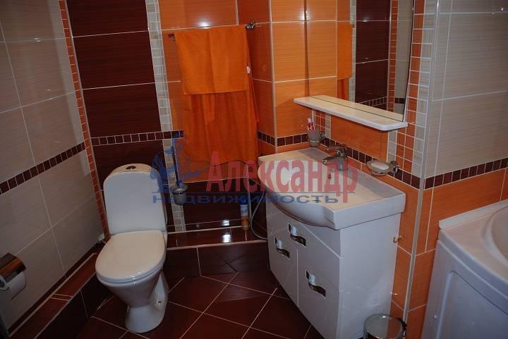 1-комнатная квартира (42м2) в аренду по адресу Коломяжский пр., 26— фото 7 из 7
