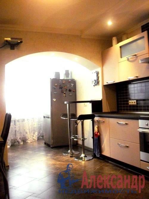 3-комнатная квартира (93м2) в аренду по адресу Боткинская ул., 15— фото 3 из 14