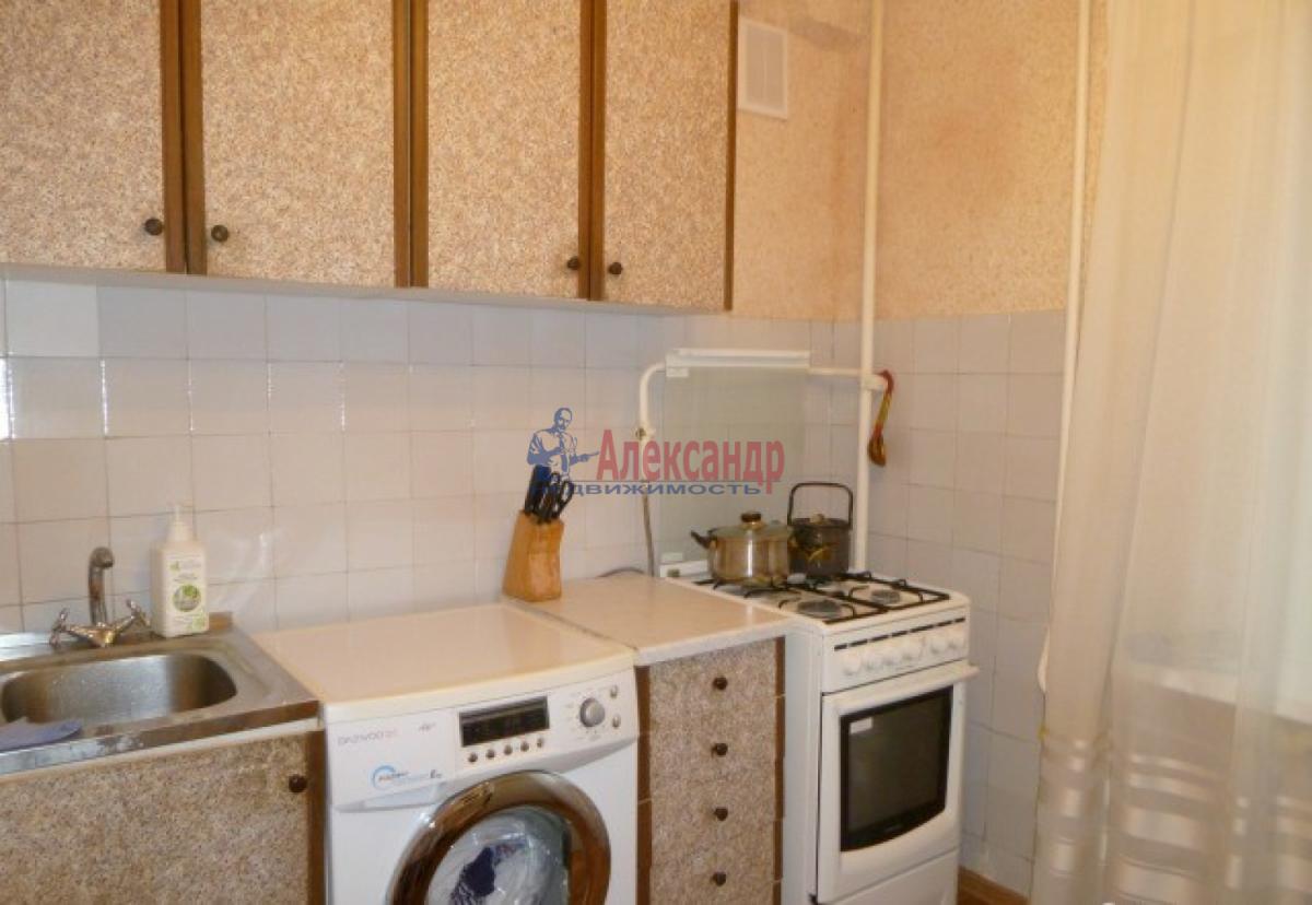 1-комнатная квартира (32м2) в аренду по адресу Ветеранов пр., 84— фото 1 из 7