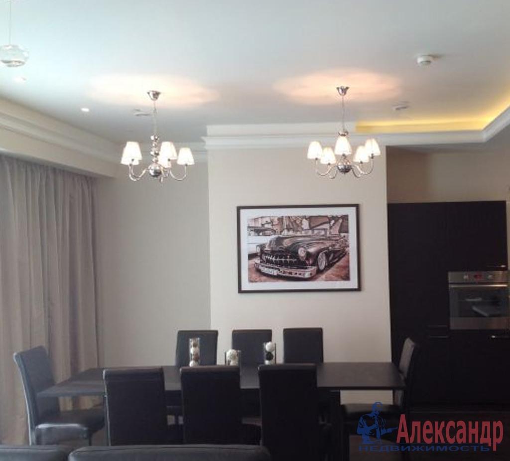 3-комнатная квартира (107м2) в аренду по адресу Съезжинская ул., 19— фото 4 из 4