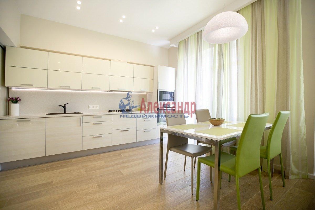 3-комнатная квартира (120м2) в аренду по адресу Парадная ул.— фото 2 из 7