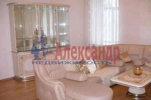 3-комнатная квартира (135м2) в аренду по адресу Невский пр., 103— фото 3 из 6