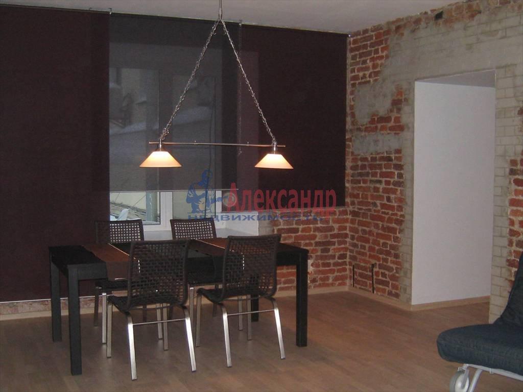 3-комнатная квартира (115м2) в аренду по адресу Итальянская ул., 12— фото 2 из 3
