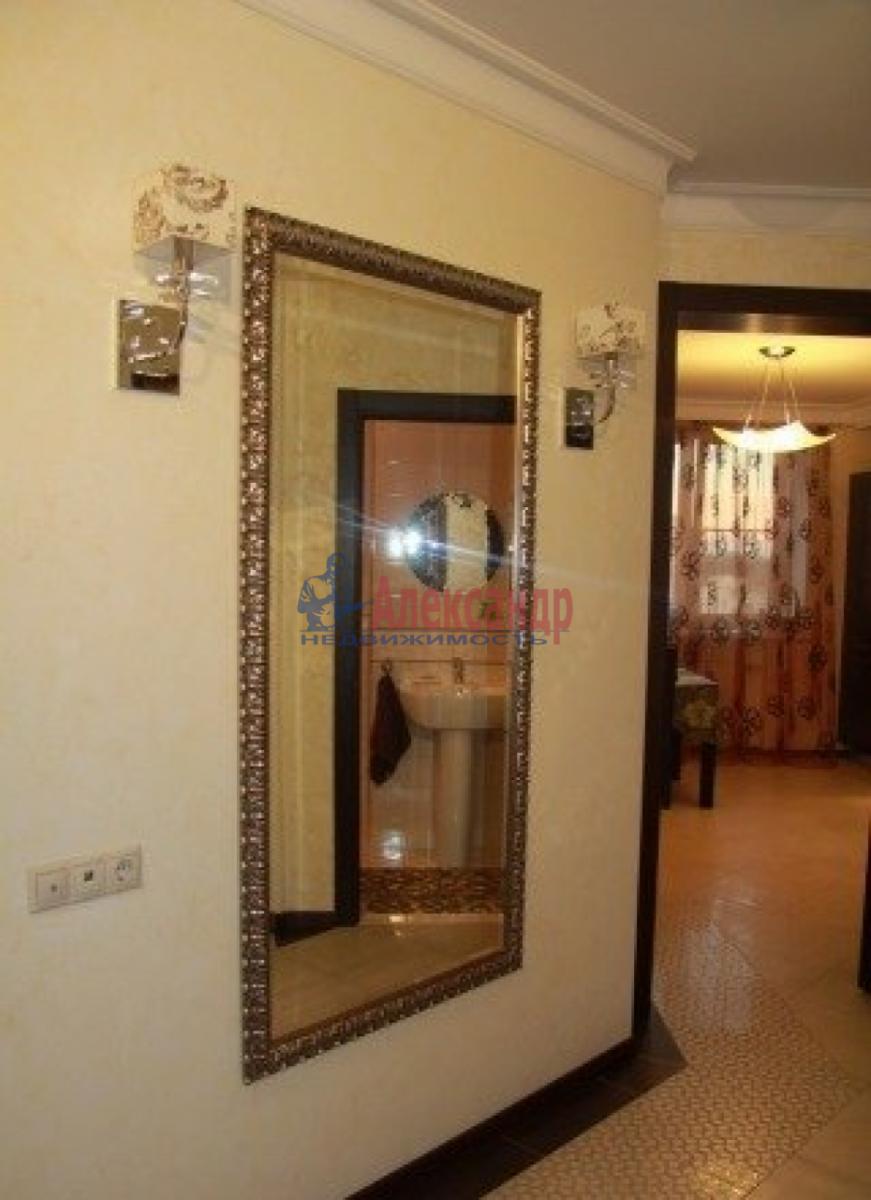 1-комнатная квартира (58м2) в аренду по адресу Коломяжский пр., 28— фото 6 из 6