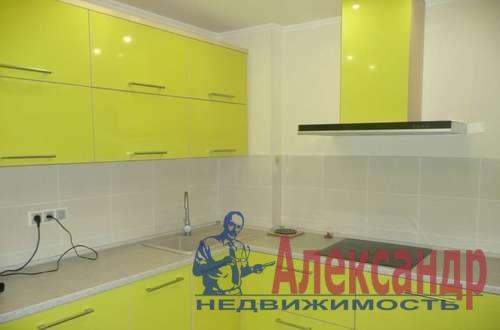 2-комнатная квартира (70м2) в аренду по адресу Выборгское шос., 27— фото 2 из 7