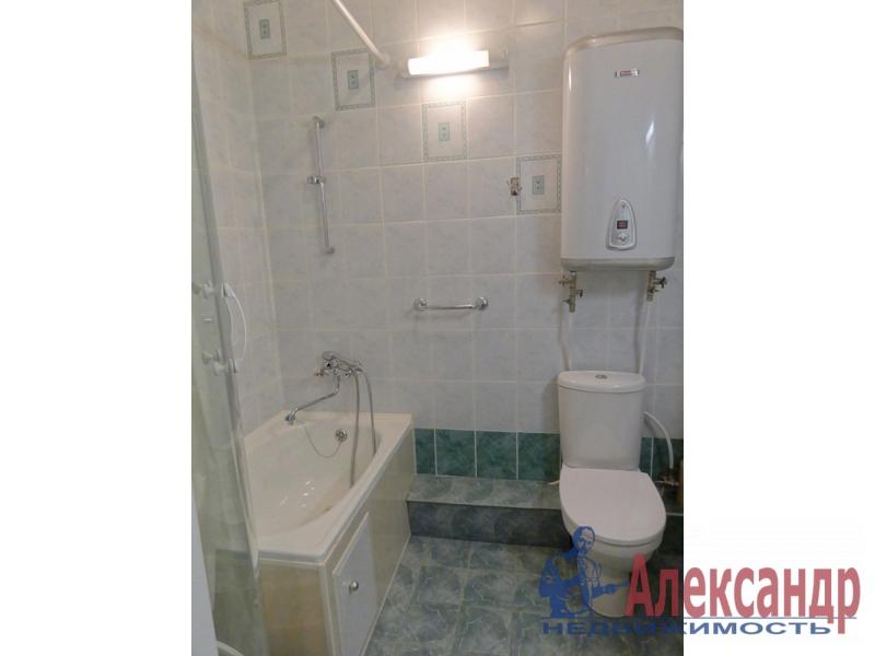 1-комнатная квартира (36м2) в аренду по адресу Коллонтай ул., 26— фото 2 из 4
