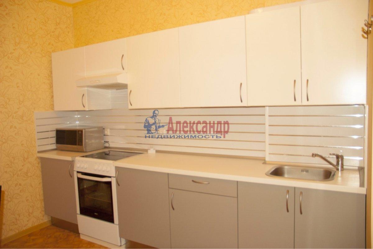 1-комнатная квартира (36м2) в аренду по адресу Новое Девяткино дер., Флотская ул., 7— фото 1 из 1