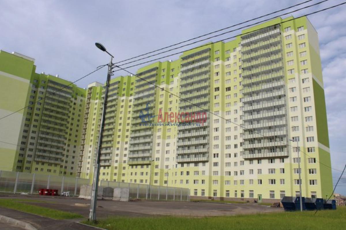 2-комнатная квартира (63м2) в аренду по адресу Муринская дор., 84— фото 1 из 9