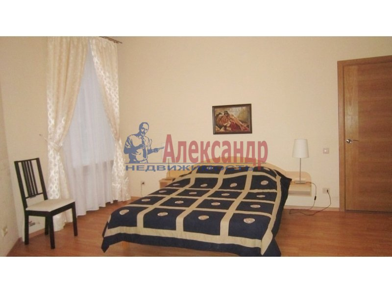 1-комнатная квартира (40м2) в аренду по адресу Авангардная ул., 23— фото 2 из 3