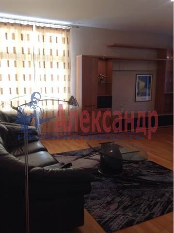 3-комнатная квартира (110м2) в аренду по адресу Бассейная ул., 27— фото 7 из 18