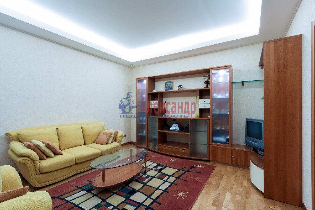 2-комнатная квартира (108м2) в аренду по адресу 3 линия В.О.— фото 9 из 9