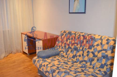 3-комнатная квартира (81м2) в аренду по адресу Товарищеский пр., 3— фото 2 из 6