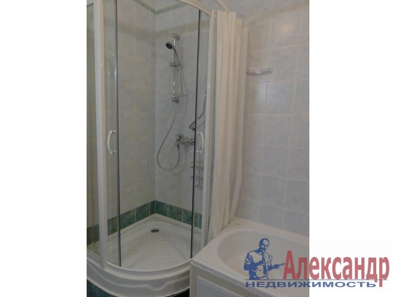 1-комнатная квартира (36м2) в аренду по адресу Коллонтай ул., 26— фото 3 из 4
