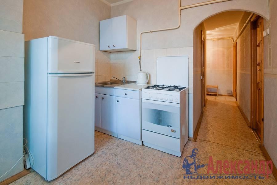 2-комнатная квартира (78м2) в аренду по адресу Кузнецовская ул., 8— фото 2 из 8