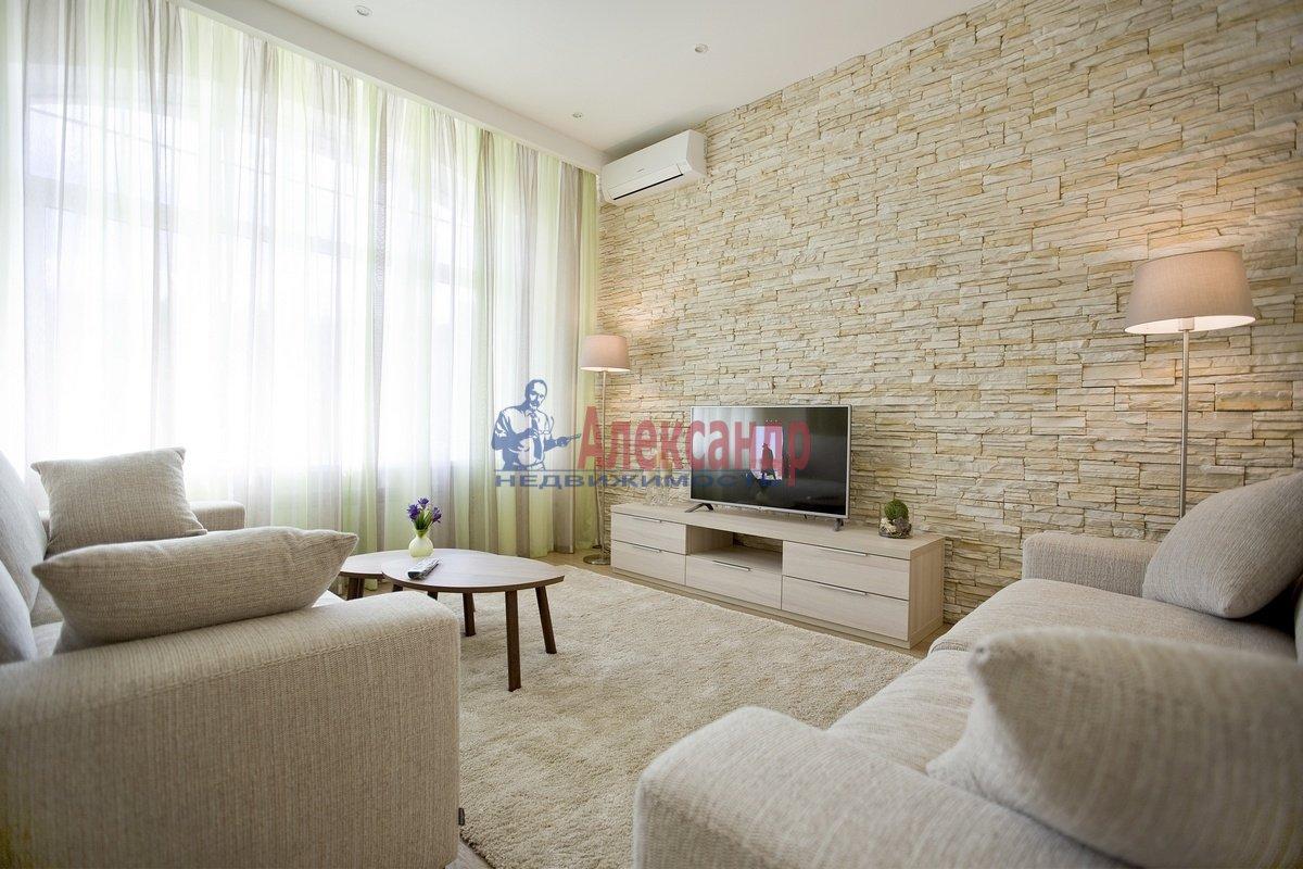 3-комнатная квартира (120м2) в аренду по адресу Парадная ул.— фото 1 из 7