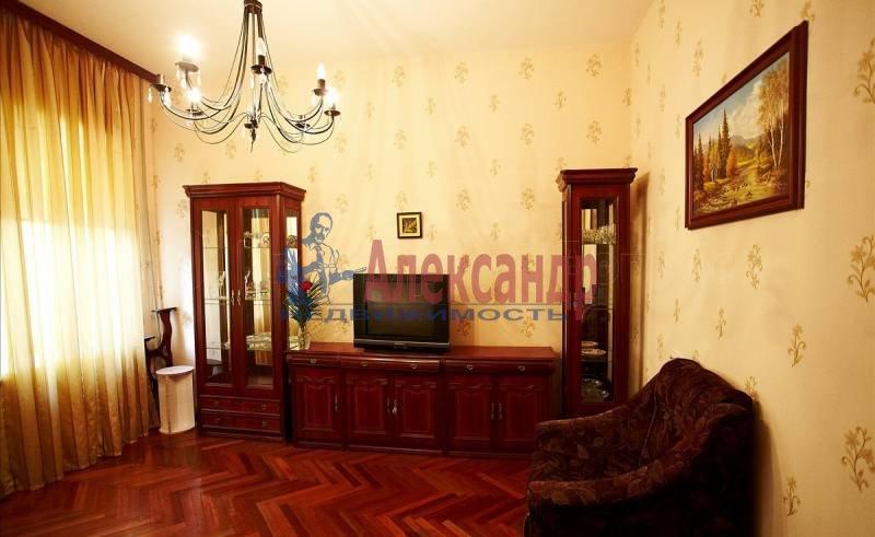 3-комнатная квартира (80м2) в аренду по адресу Канала Грибоедова наб.— фото 1 из 10