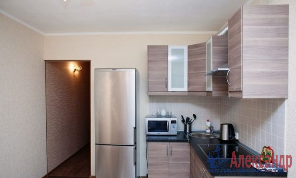 2-комнатная квартира (57м2) в аренду по адресу Федора Абрамова ул., 4а— фото 3 из 7