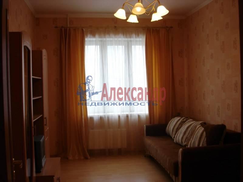 1-комнатная квартира (35м2) в аренду по адресу Композиторов ул., 1— фото 2 из 4