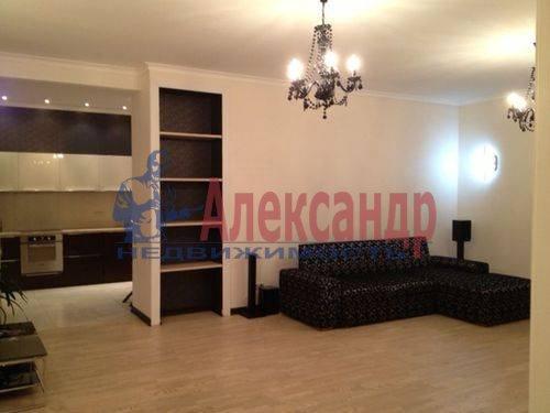 3-комнатная квартира (130м2) в аренду по адресу Савушкина ул., 125— фото 5 из 8