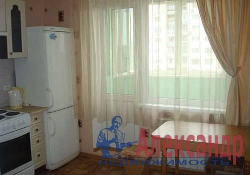 2-комнатная квартира (46м2) в аренду по адресу Гаккелевская ул., 22— фото 3 из 4