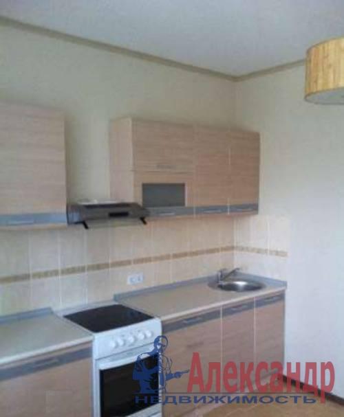 1-комнатная квартира (39м2) в аренду по адресу Ильюшина ул., 6— фото 2 из 3