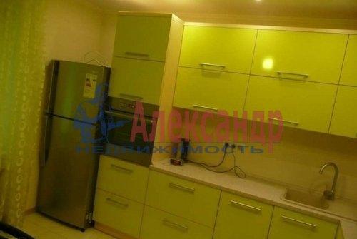 2-комнатная квартира (70м2) в аренду по адресу Выборгское шос., 27— фото 3 из 7