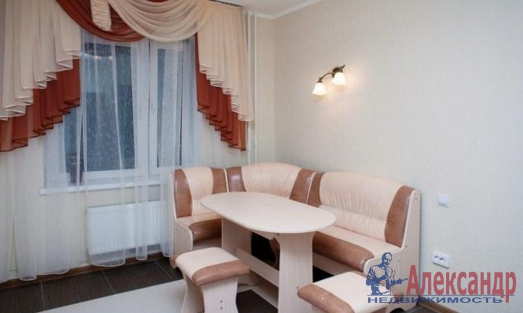 2-комнатная квартира (57м2) в аренду по адресу Федора Абрамова ул., 4а— фото 4 из 7