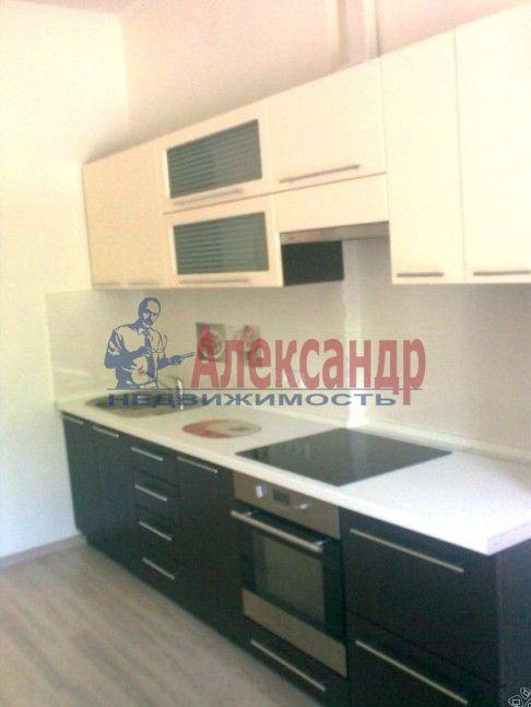 1-комнатная квартира (40м2) в аренду по адресу Серебристый бул., 17— фото 1 из 3