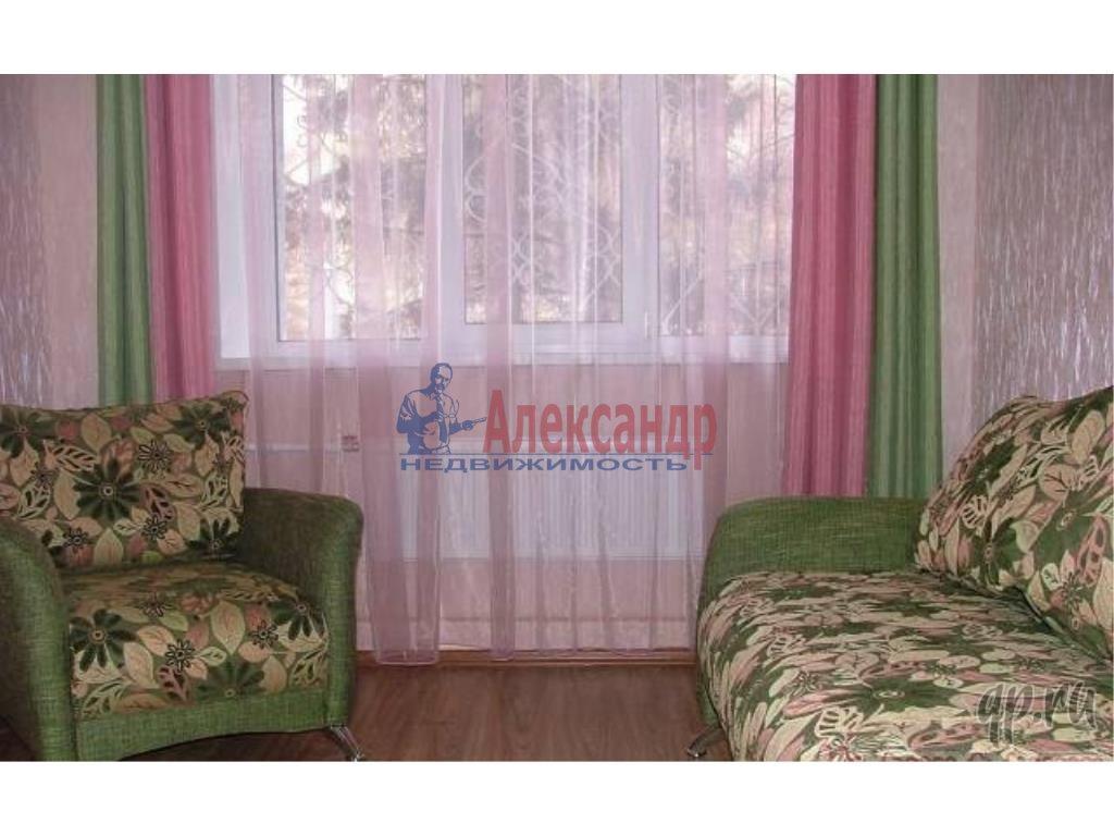 2-комнатная квартира (56м2) в аренду по адресу Науки пр., 17— фото 1 из 1