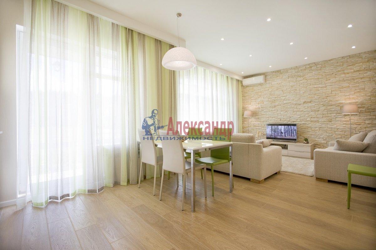 3-комнатная квартира (120м2) в аренду по адресу Парадная ул.— фото 4 из 7
