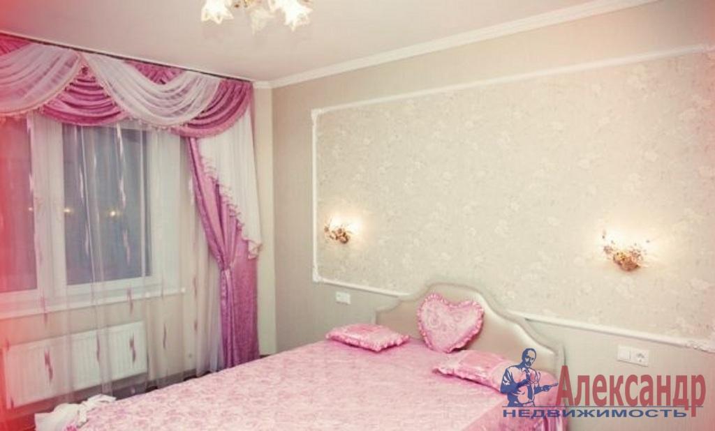 2-комнатная квартира (57м2) в аренду по адресу Федора Абрамова ул., 4а— фото 2 из 7