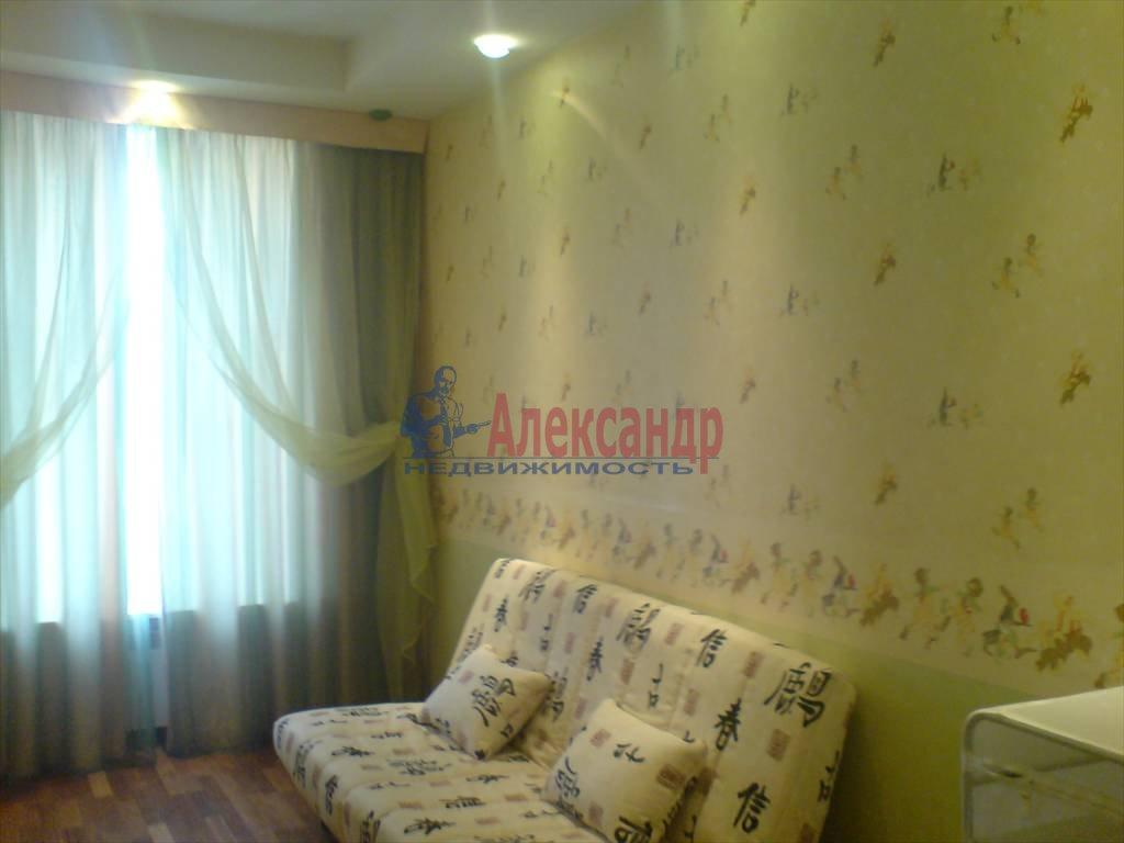 4-комнатная квартира (126м2) в аренду по адресу Лиговский пр., 58— фото 1 из 9