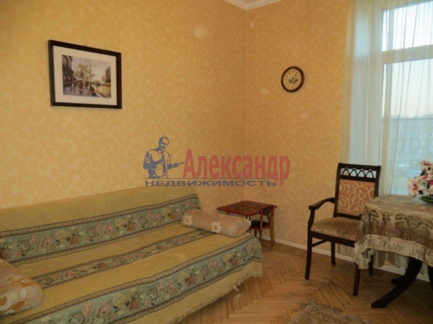 1-комнатная квартира (40м2) в аренду по адресу Маршала Блюхера пр., 33— фото 1 из 1