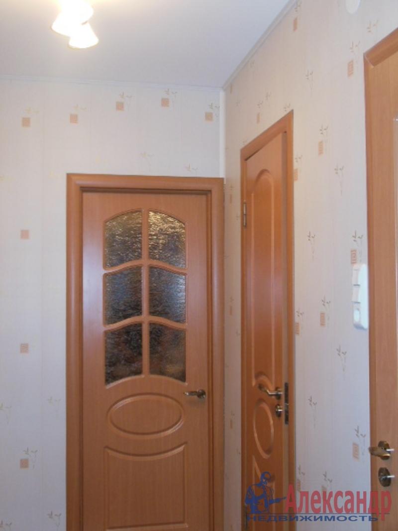 1-комнатная квартира (35м2) в аренду по адресу Большевиков пр., 9— фото 2 из 3