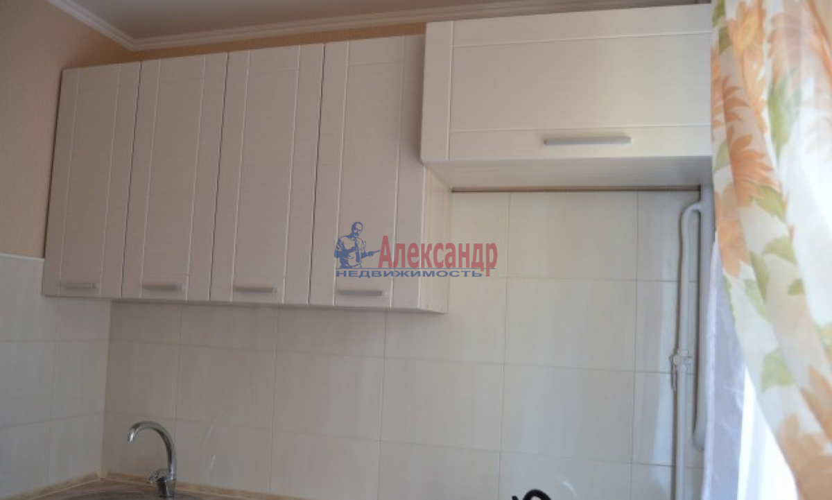 1-комнатная квартира (32м2) в аренду по адресу Трамвайный пр., 12— фото 2 из 6