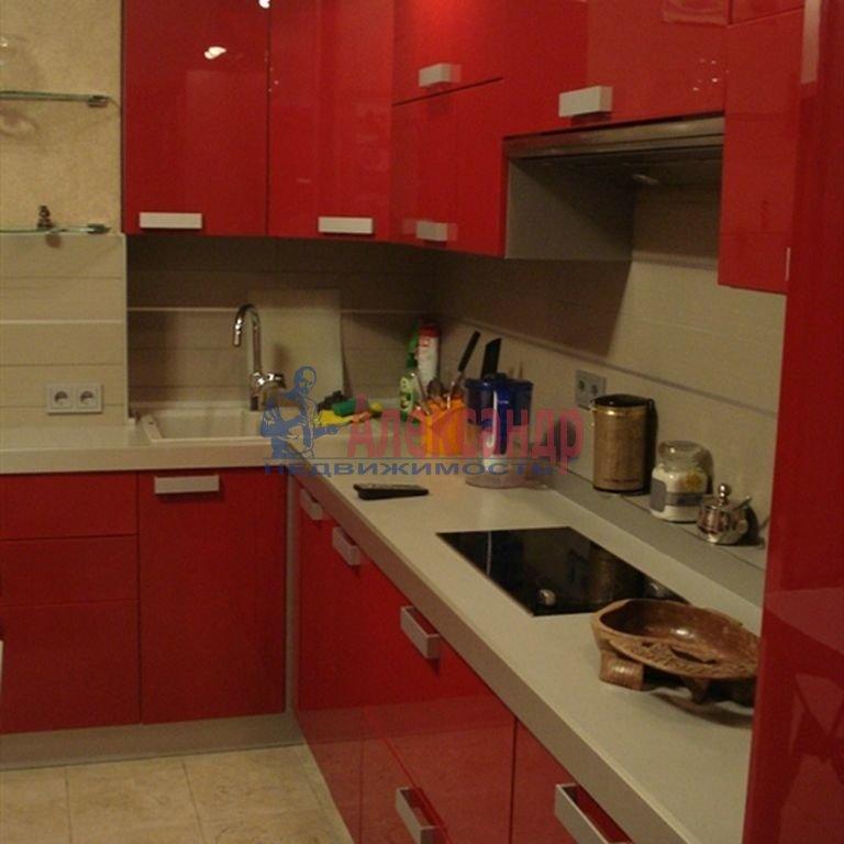 1-комнатная квартира (48м2) в аренду по адресу Светлановский просп., 43— фото 1 из 7