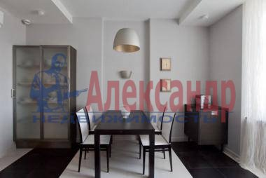 1-комнатная квартира (45м2) в аренду по адресу Московский просп., 97— фото 1 из 3